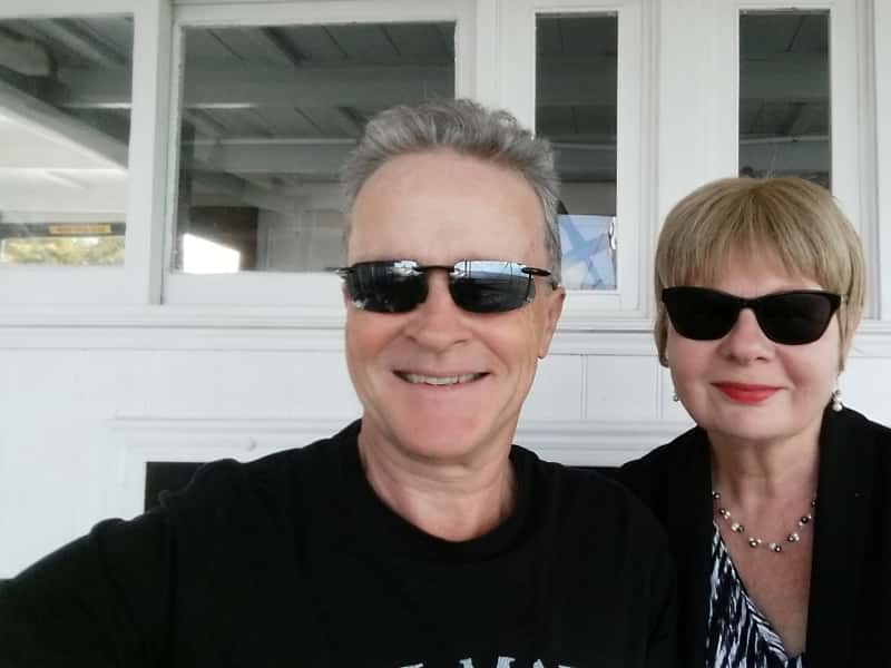 Graeme & Susan from Encounter Bay, South Australia, Australia