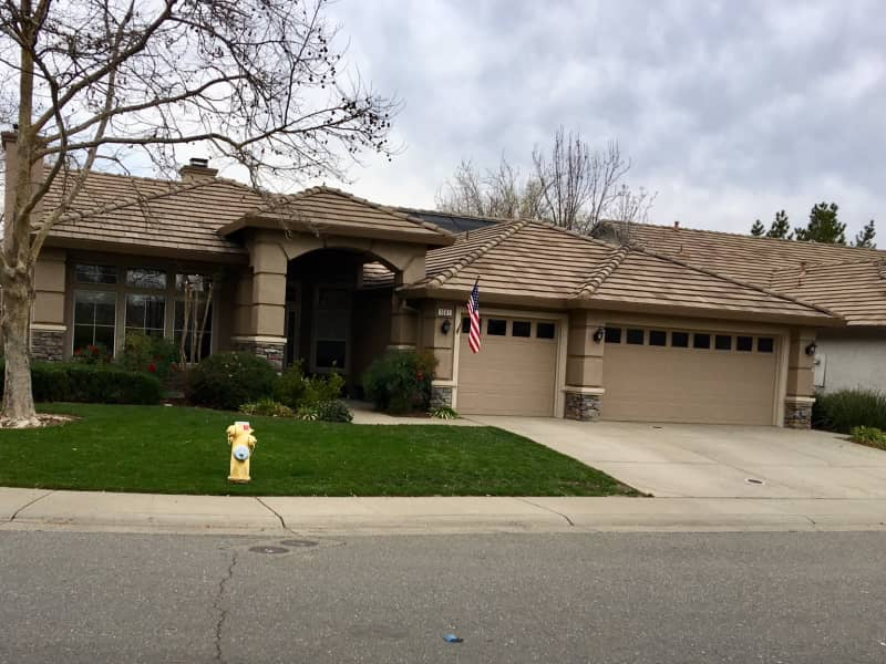 Housesitting assignment in Folsom, California, United States