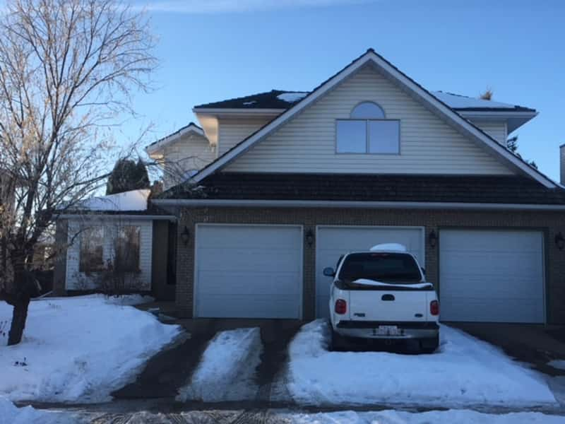Housesitting assignment in Fort Saskatchewan, Alberta, Canada
