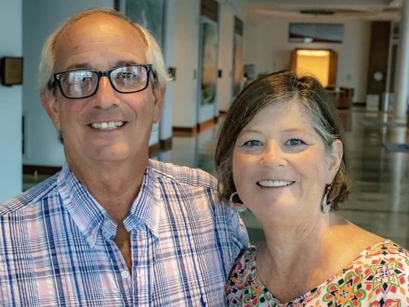 Beverly & Jimmy from Wilmington, North Carolina, United States