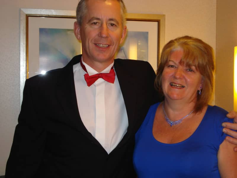 Debbie & Dave from Broughton in Furness, United Kingdom