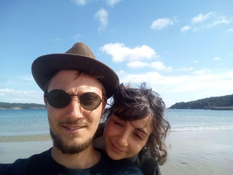Luca & Paola from Fano, Italy