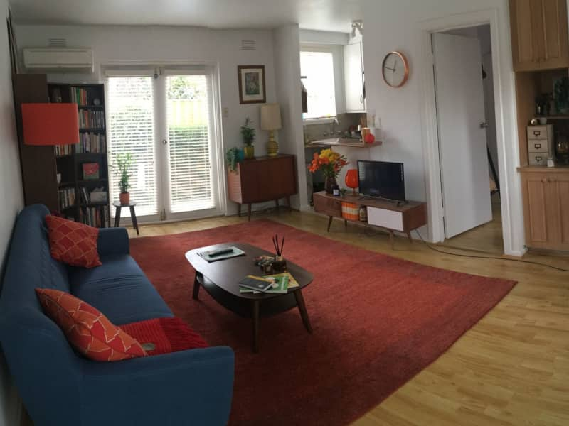 Housesitting assignment in Melbourne, Victoria, Australia