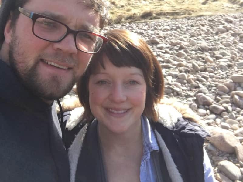 Jayne & Kevin from Carrbridge, United Kingdom