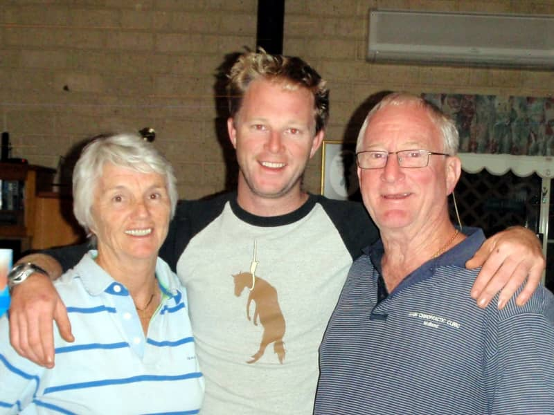 Ruth & Alan from Robe, South Australia, Australia