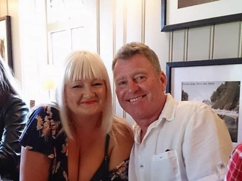 Julie & Keith from Stafford, United Kingdom