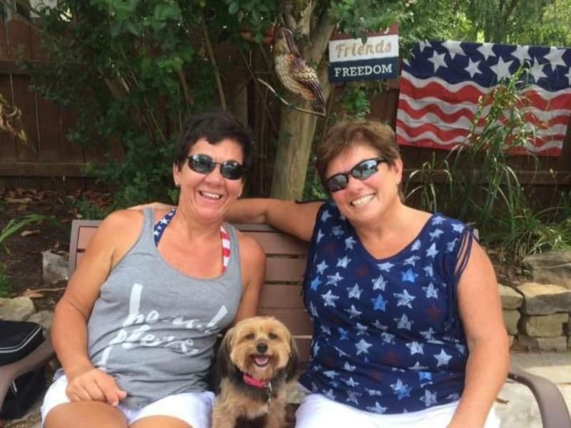 Sandy & Sheila from Knoxville, Tennessee, United States