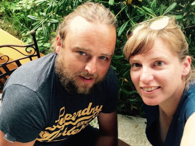 Eric & Tanja from Groningen, Netherlands