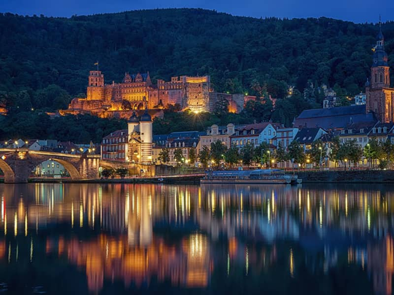 Housesitting assignment in Heidelberg, Germany