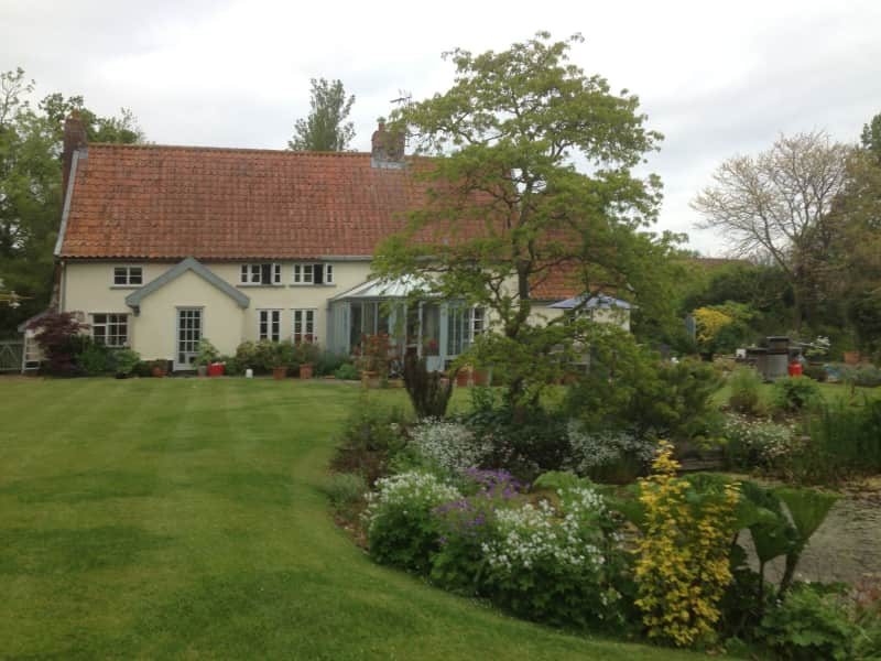 Housesitting assignment in Framlingham, United Kingdom