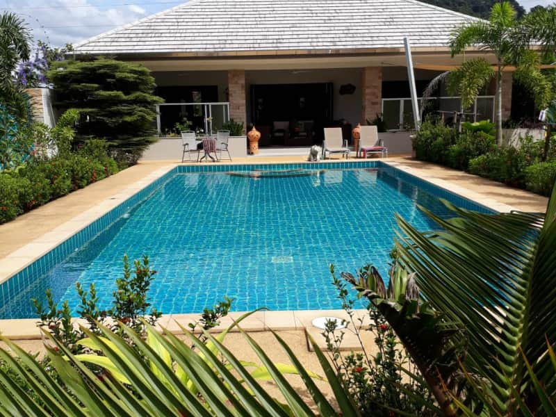 Housesitting assignment in Krabi, Thailand