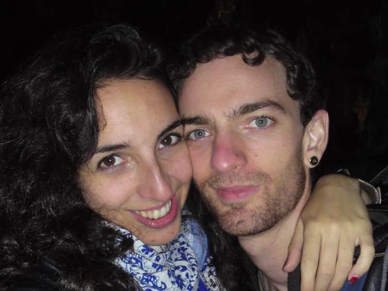 James & Elena from Hamburg, Germany