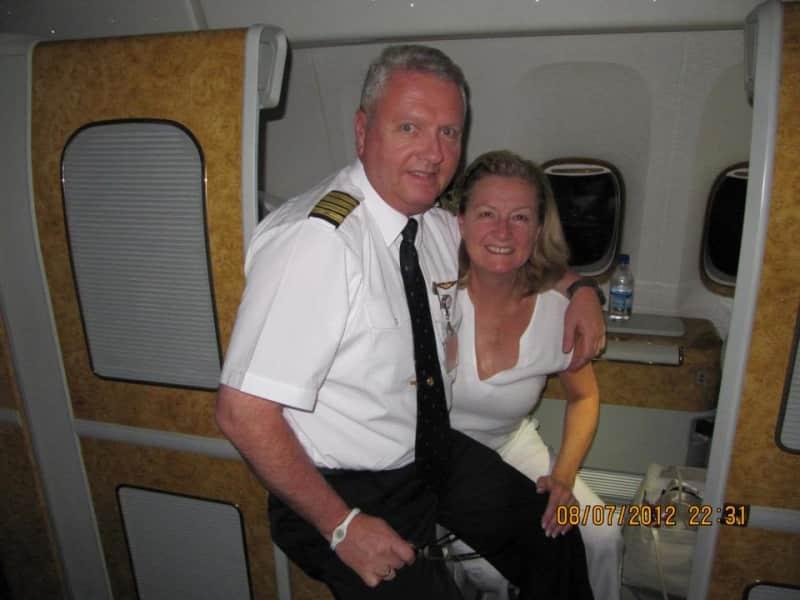 Yvonne & Stephen from Dubai, United Arab Emirates