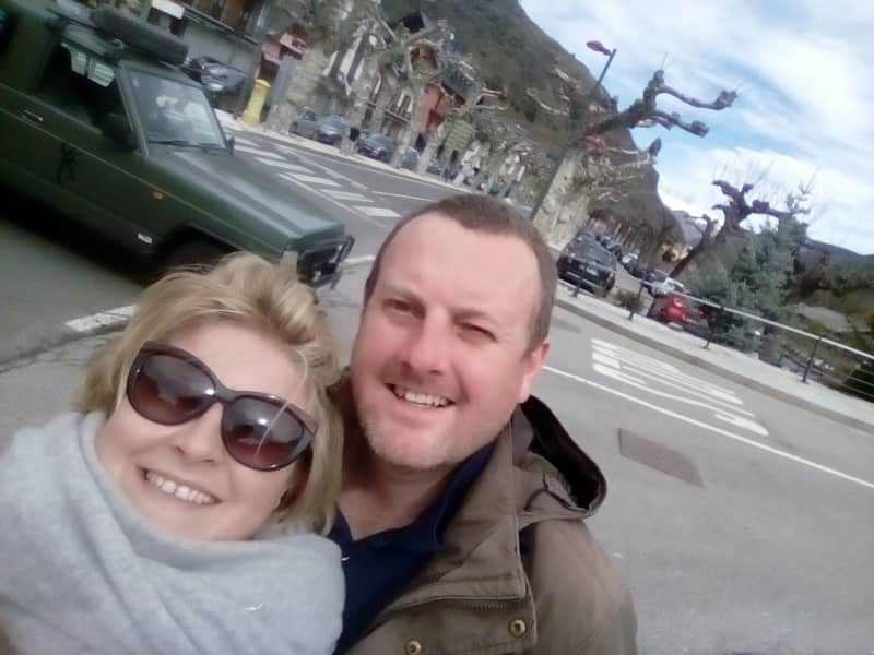 Claire & Kevin from Montpezat-de-Quercy, France