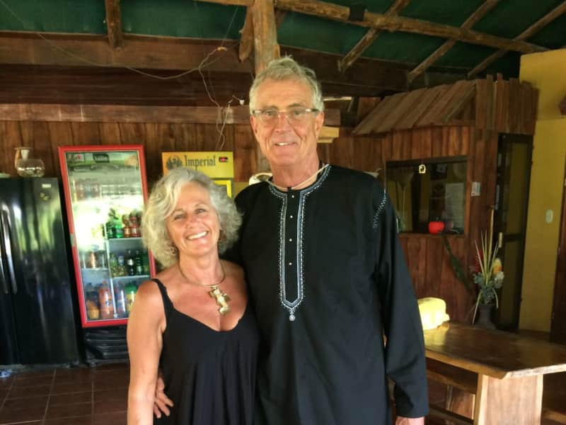 Kathryn & William from Dominical, Costa Rica