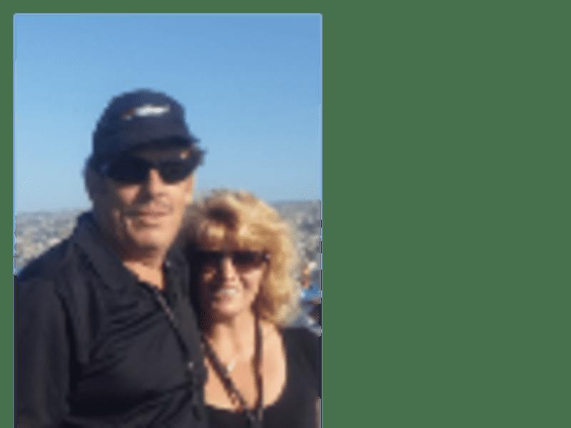 Bernadette & Brian from Wellsford, New Zealand