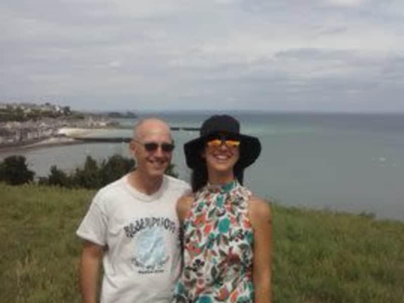 Vanessa & Bob from Portsmouth, United Kingdom
