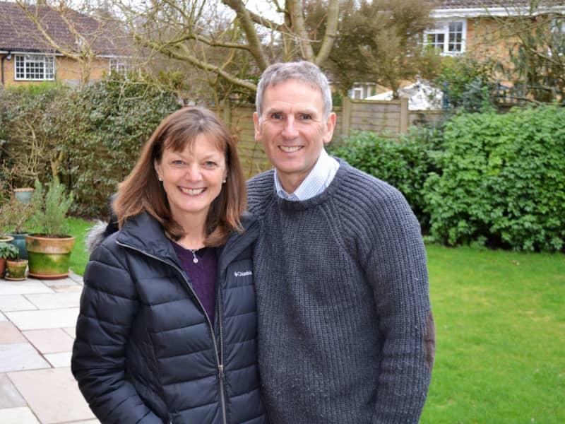 Hilary & Alan from Maidstone, United Kingdom