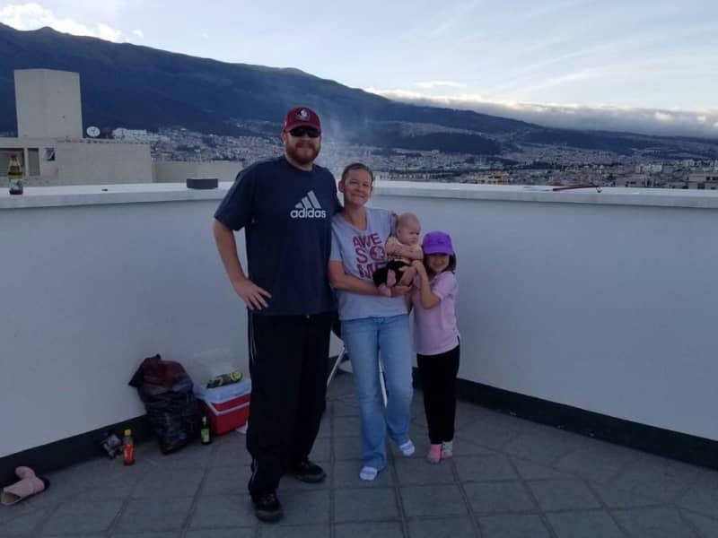 Becky & Kip from Quito, Ecuador