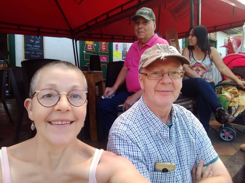 Sarah & Steve from Leeds, United Kingdom