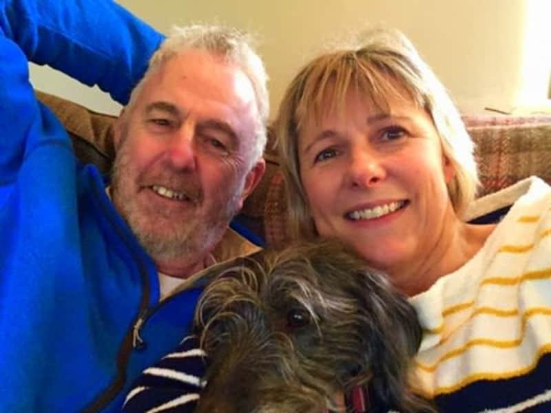 Annie & Steve from Morpeth, United Kingdom