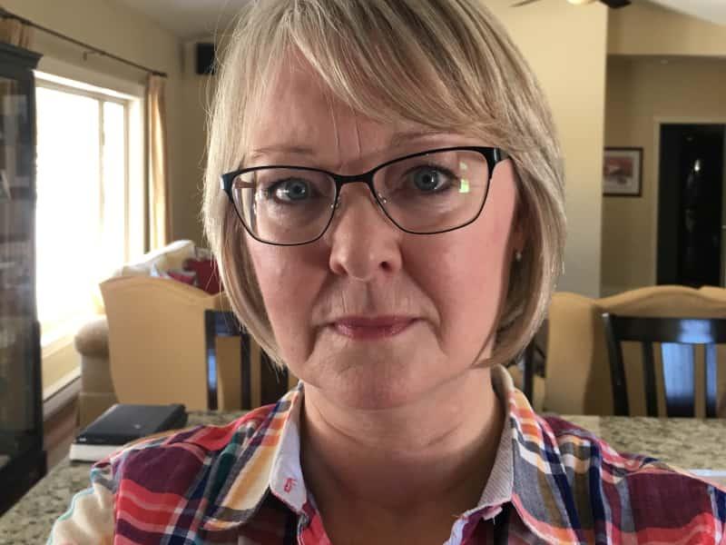 Wendy from Saint John, New Brunswick, Canada