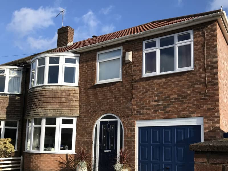 Housesitting assignment in Sale, United Kingdom