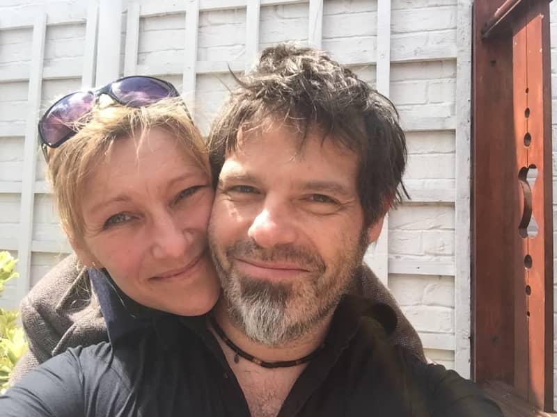 Stephanie & Bob from Sleaford, United Kingdom