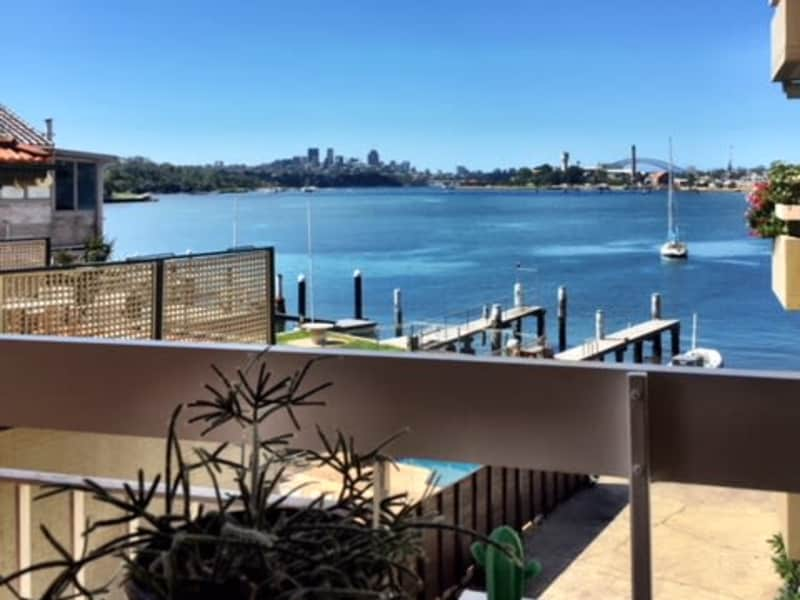 Housesitting assignment in Drummoyne, New South Wales, Australia
