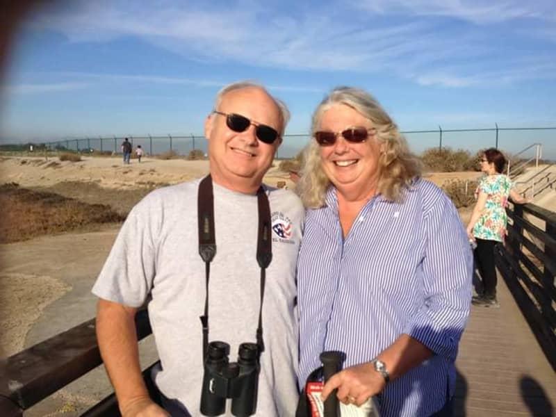 Linda & Michael from South Lake Tahoe, California, United States