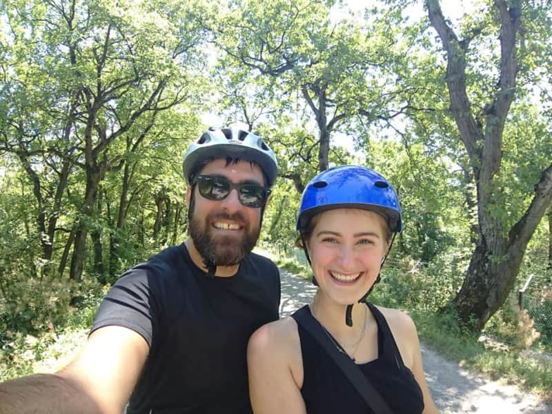 Jeremy & Valerie from Grenoble, France
