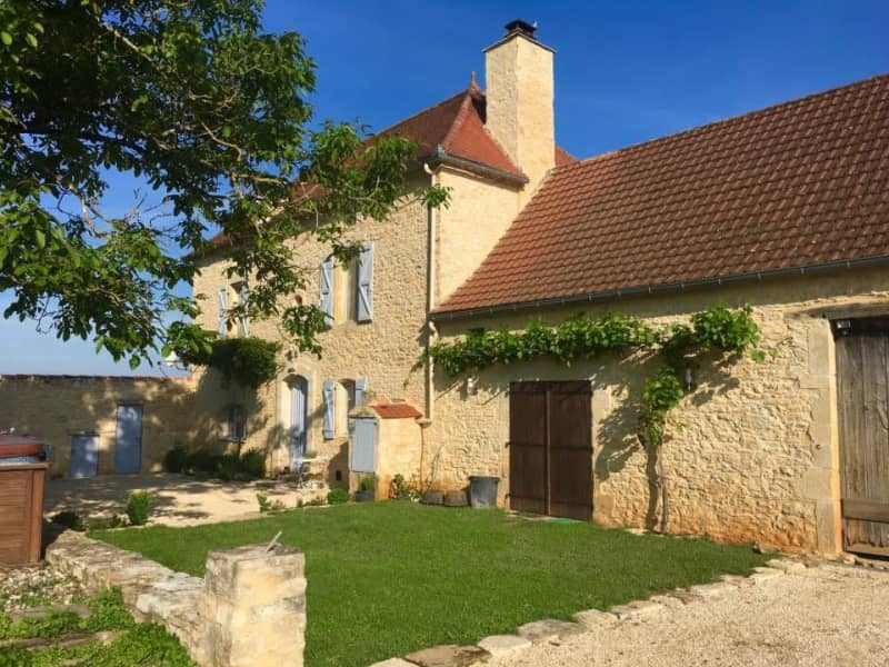 Housesitting assignment in Gourdon, France