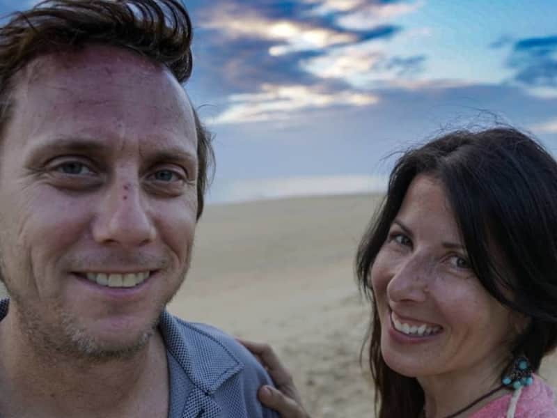 Jess & Matt from Trento, Italy
