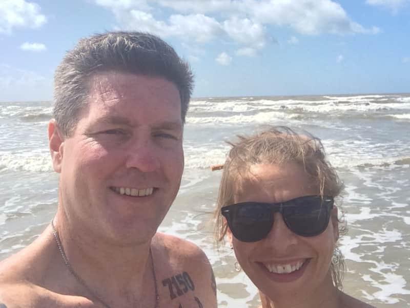 Steve & Jenna from Klein, Texas, United States
