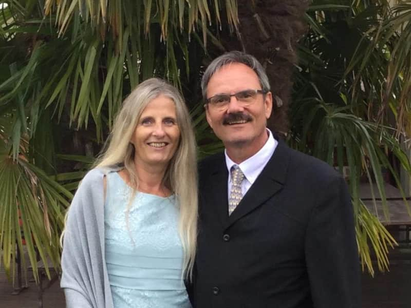 Marcel & Karin from San José, Costa Rica