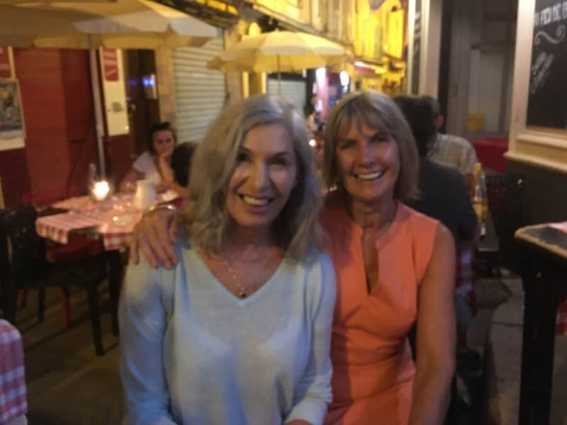 Jane & Elizabeth from Tenby, United Kingdom