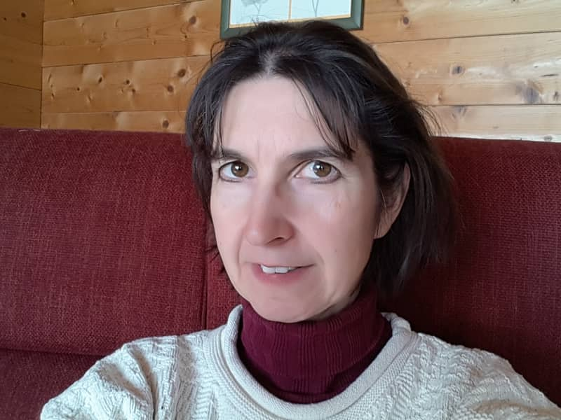 Michaela from Salzburg, Austria