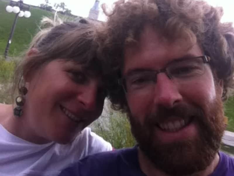 Nathalie & Alain from Vevey, Switzerland