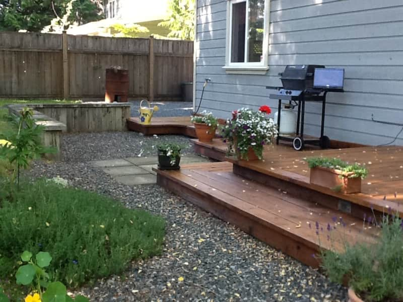 Housesitting assignment in Cobble Hill, British Columbia, Canada