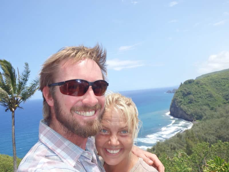 Eric & brandee & Brandee from Kailua-Kona, Hawaii, United States
