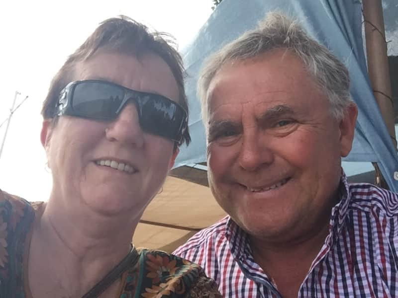 Peter & Barbara from Lavington, New South Wales, Australia