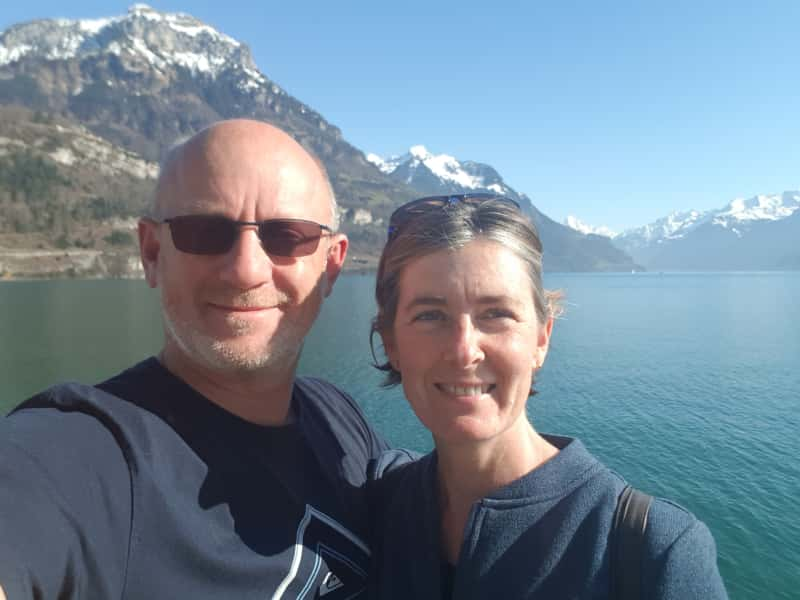 Heather & David from Great Dunmow, United Kingdom