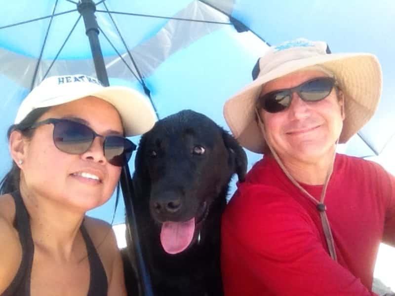 David & Martina (sheila) from Heathsville, Virginia, United States