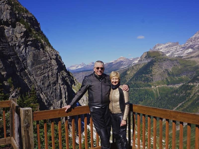 Rob & Linda from Calgary, Alberta, Canada