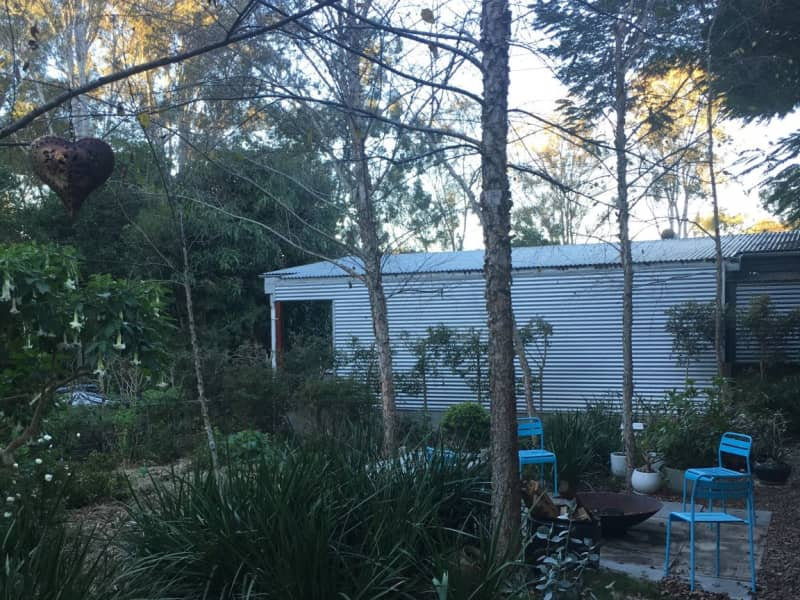 Housesitting assignment in Fig Tree Pocket, Queensland, Australia