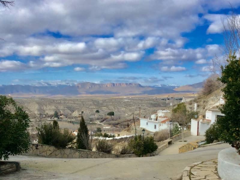 Housesitting assignment in Galera, Spain