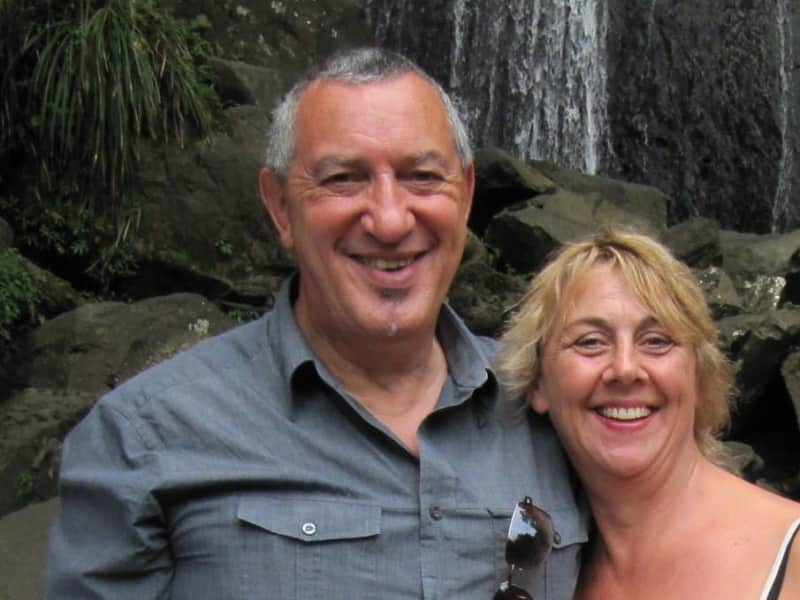 John & John and jane from Bansha, Ireland