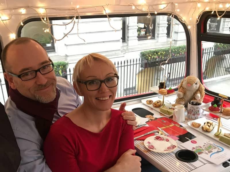 Anne & Matthew from Vienna, Austria