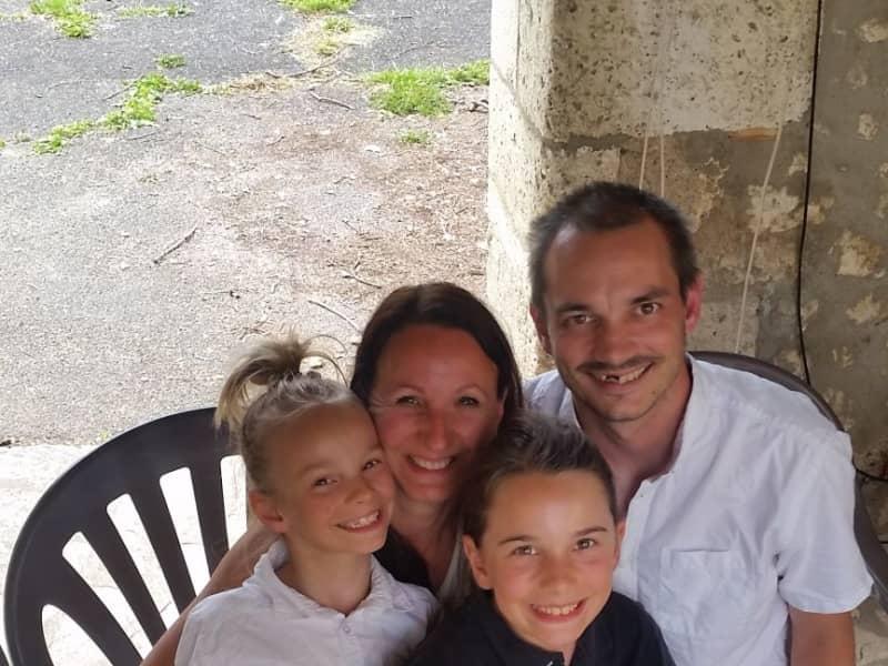 Antony & Alexandra from Angoulême, France