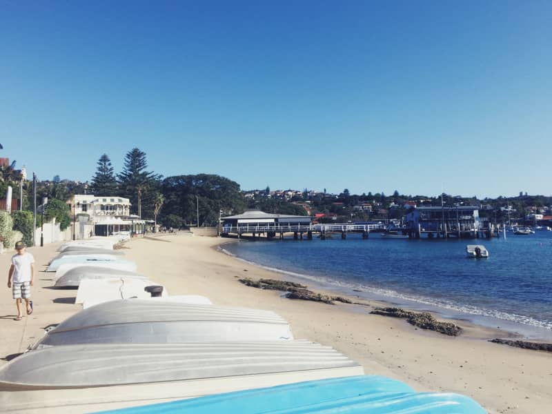Housesitting assignment in Watsons Bay, New South Wales, Australia